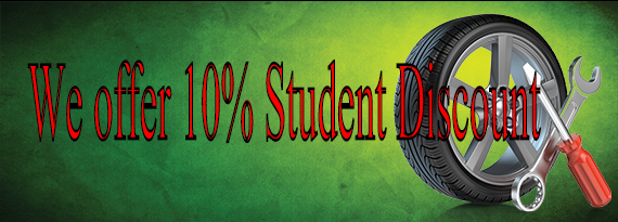 10% Student Discount in Griffin, GA