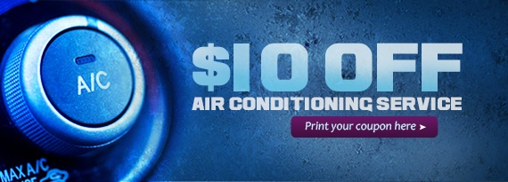 A/C service coupon in Griffin, GA